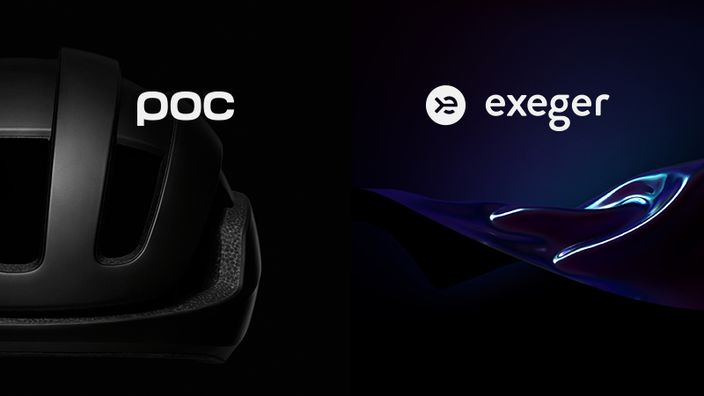 Safety and light – POC and Exeger partner to develop helmets with endless power