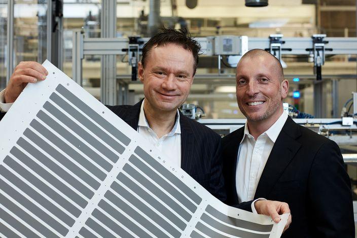 Dr Henrik Lindström and Giovanni Fili named European Inventor Award 2021 finalists