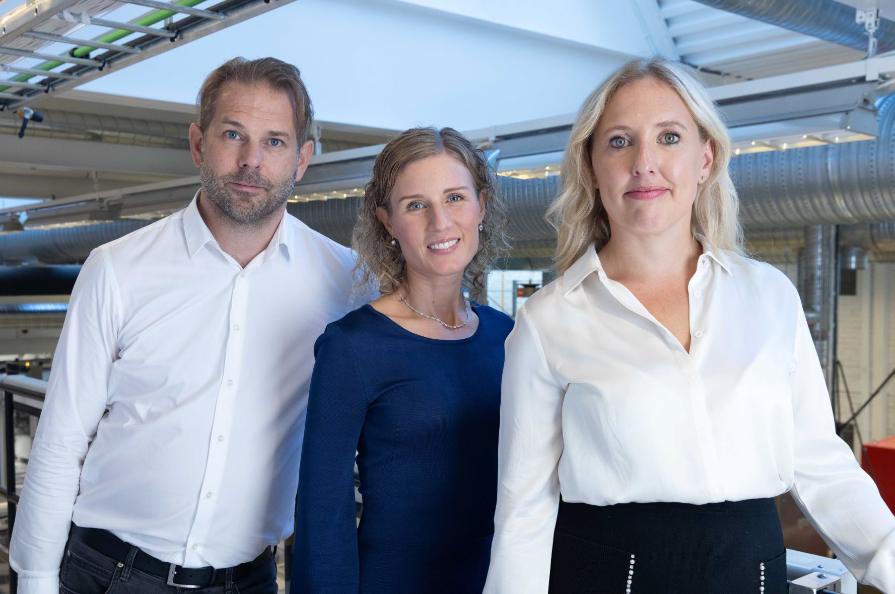 Exeger, the Swedish company behind Powerfoyle, hires new CMO, CFO, and General Counsel